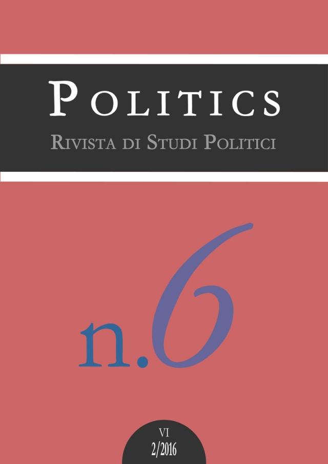 Politics n. 6, copertina